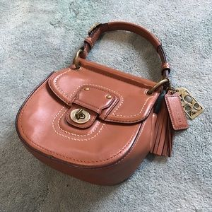 Coach Leather Handbag (Like New)